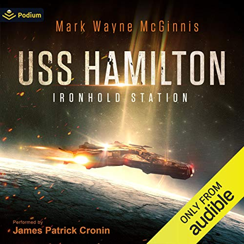 USS Hamilton: Ironhold Station cover art