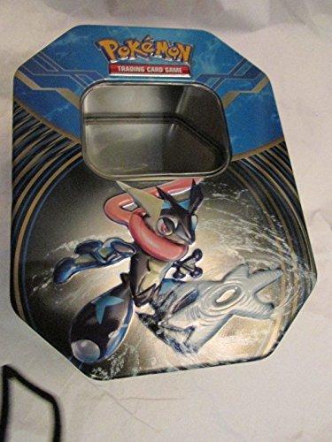 Empty Greninja Tin for Pokemon Trad…