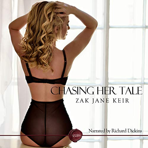 Chasing Her Tale audiobook cover art