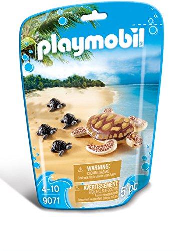 Playmobil 9071 - Wasserschildkröte mit Babys