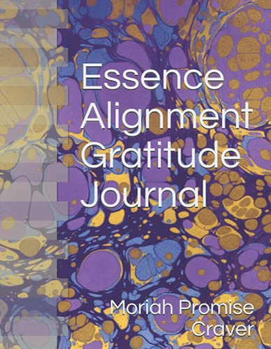 Essence Alignment Gratitude Journal