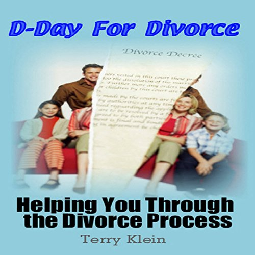 D-Day For Divorce audiobook cover art