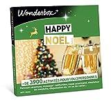 Wonderbox - Coffret cadeau noel - HAPPY NOEL - + de 3900 activités: massage...