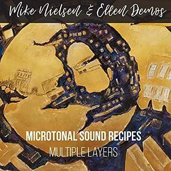 Microtonal Sound Recipes: Multiple Layers