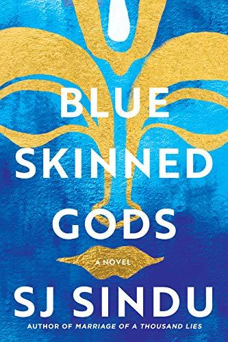 Blue-Skinned Gods (English Edition)