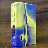 ModShield for Sigelei J150 150W TC Silicone Case ByJojo Skin Cover Sleeve J 150 J150W Wrap Shield (Yellow/Purple)