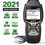 INNOVA 6100P ABS SRS OBD2 Scanner Live Data, Car Code Reader Diagnostic Scan Tool with Oil Reset Service/ Battery Alternator Test/ Full OBD II/ Repair Solutions 2 APP (2021 New Version)