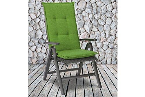 Best Hochlehnerauflage, grün Selection-LINE - (0420 1823)
