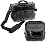Navitech Grey Carry Bag with Shoulder Strap for Virtual Reality 3D headsets Including The AODIN VR1