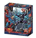 Prime 3D Redstring-Puzzle lenticular DC Comics Superman vs. Electro 5 (Efecto 3D) (SM32522)