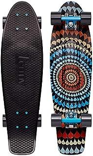 "Penny Skateboard(ペニースケートボード) PENNY ARTIST COMPLETE 27"" 1NART RIPPLE 全長27インチ(約69cm)、幅約19cm"