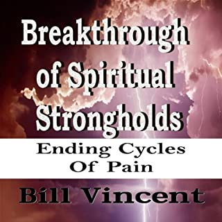 Breakthrough of Spiritual Strongholds cover art