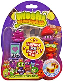 moshi monsters series 3