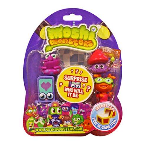 Moshi Monsters 5er Moshlings Pack - Serie 3 [UK Import]