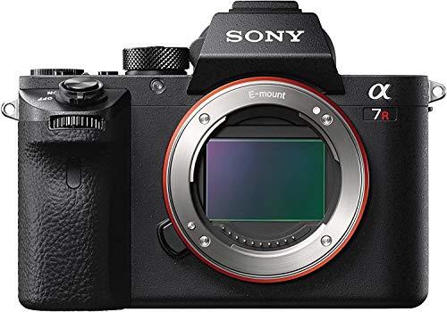 Sony Alpha 7RM2 E-Mount Vollformat Digitalkamera ILCE-7RM2 (42,4 Megapixel, 7,6cm (3 Zoll) TFT-Display, 4K Video, 5-Achsen-Bildstabilisierung, nur Gehäuse) schwarz