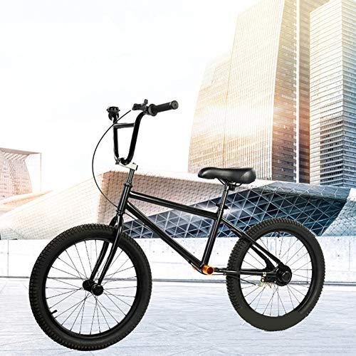 RR-Bike 14 Zoll, Aluminium Laufrad Für Kinder Und Kleinkinder - Kein Pedal Sporttraining Fahrrad Für Kinder Im Alter Von 3,4,5,6,7,8, Geschenke,Black