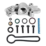 6.0 Blue Spring Kit Upgrade Powerstroke Fuel Pressure Regulator Kit Fits 2003 2004 2005 2006 2007 F250, F350, F450, F550 Replaces # 3C3Z-9T517-AG 3C3Z9T517AG