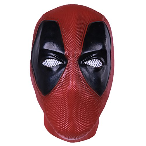 DP Mask Deluxe Full Head Latex Movie Helmet Cosplay Costume Adult Accessory Type A