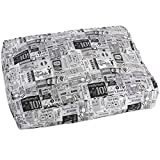 Molly Mutt Dog Bed Duvet Cover (Medium to Large) - Dogs Bed Duvet Duvet - Dog Duvet Cover - Pet Stylish Dog Bed Duvet - Bed Cover for Dogs - Dog Bed Replacement Covers