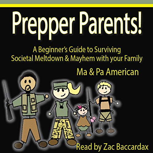 Prepper Parents!  By  cover art