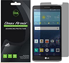 [2-Pack] Dmax Armor for LG G Vista 2 Privacy Anti-Spy Screen Protector Shield