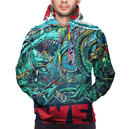 Run The Jewels Mens Hoodie Stylish Printing Sweatshirt