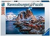 Ravensburger Puzzle 17081 - Hamnoy, Lofoten - 3000 Teile