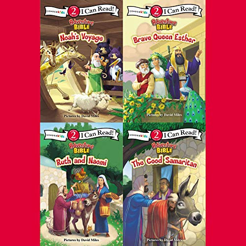 Adventure Bible I Can Read Collection Titelbild