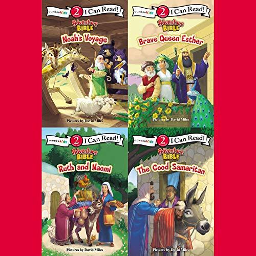 Couverture de Adventure Bible I Can Read Collection