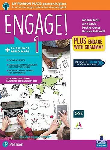 Engage! Plus. Per le Scuole superiori. Con e-book. Con espansione online: 1