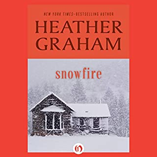 Snowfire audiobook cover art