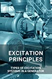 Excitation Principles: Types Of Excitation Systems In A Generator: Brushless Excitation System Of Alternator (English Edition)