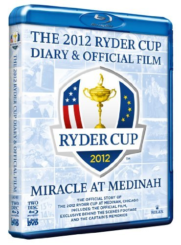 Ryder Cup 2012 Diary Official Large discharge Superlatite sale and Film