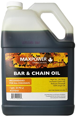 Maxpower 337045 1-Gallon Bar and Chain Oil