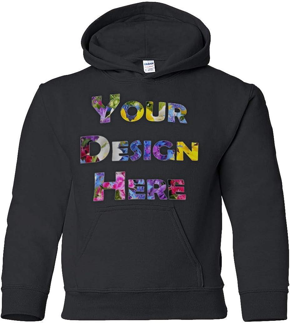 Custom 50 Gildan Hoodie Type Text Print Photos Simple 3D Max Max 77% OFF 73% OFF