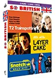 So British - Coffret : T2 Trainspotting + Layer Cake + Snatch [DVD + Copie digitale]