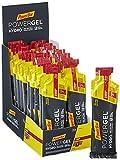 PowerBar PowerGel Hydro Cherry 24x67ml - Gel Energético de Alto Carbono + C2MAX + Sodio + 51mg Cafeína