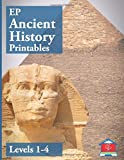 EP Ancient History Printables: Levels 1-4: Part of the Easy Peasy All-in-One Homeschool