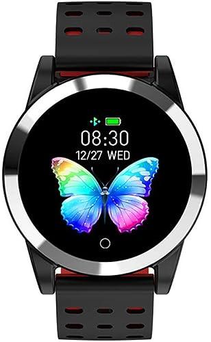 Multi-sport IP67 bracelet fréquence cardiaque surveillance de la pression artérielle montre bracelet intelligent grande couleur écran appelant ID montre cadeau personnalisé