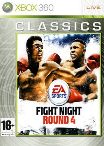 EA sports fight night round 4 classics [Importación francesa]