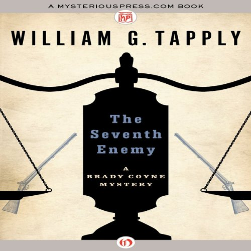 The Seventh Enemy audiobook cover art