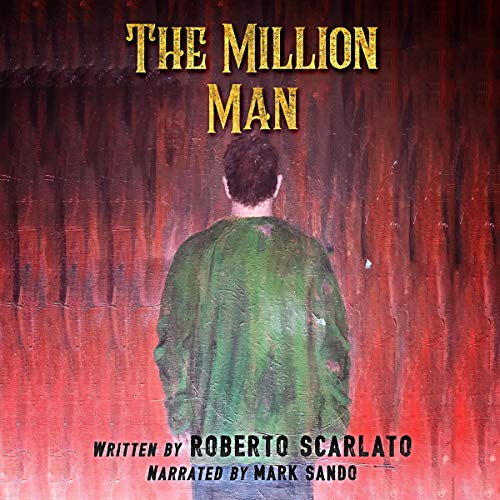 The Million Man audiobook cover art