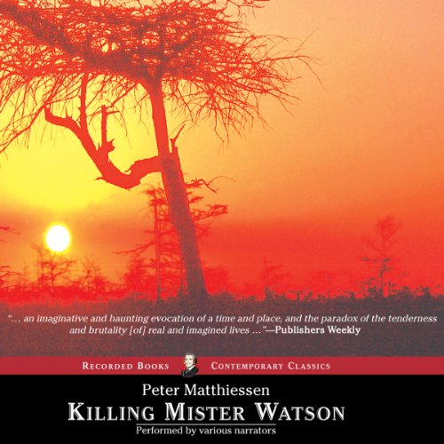 Killing Mr. Watson audiobook cover art