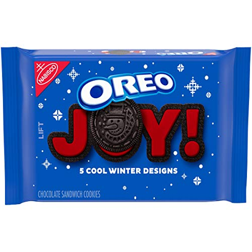 Oreo Double Stuf Winter Cookies