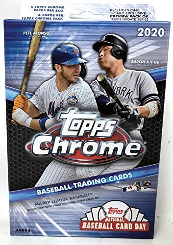 Topps 2020 Baseball MLB Hanger Pack Box