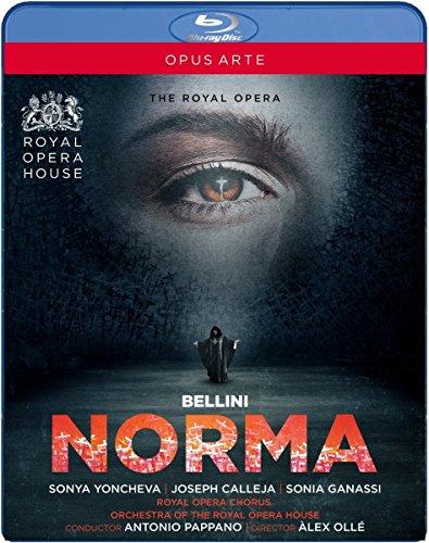 Bellini: Norma (Royal Opera House) [Blu-ray]