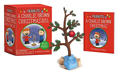 A Charlie Brown Christmas: Book and Tree Kit: With music! (RP Minis)