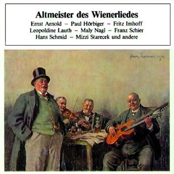 Altmeister des Wienerliedes