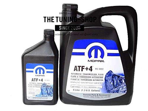 Mopar Liquide de transmission automatique ATF+4 6l