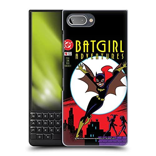 Head Case Designs sous Licence Officielle Batman DC Comics Aventures # 1 Batgirl Coque Dure pour l'arrière Compatible avec Blackberry KEY2